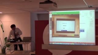 CMU17 Session06 小林 佳和さん「LyncとOneDriveで簡単業務革新&BCP」