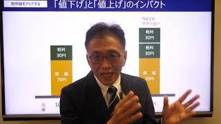 2代目社長の利益アップのコツ(働き方改革)
