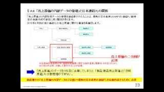 【ITコーディネータ協会】消費税軽減税率対応・IFRS対応・自治体システム監査(3/3)