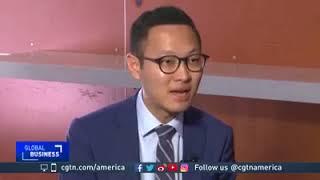 CGTV- 數字王國謝安 矽谷演講   以VR、AI改革未來視界